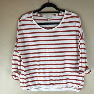 Madewell Striped T Shirt Size XS